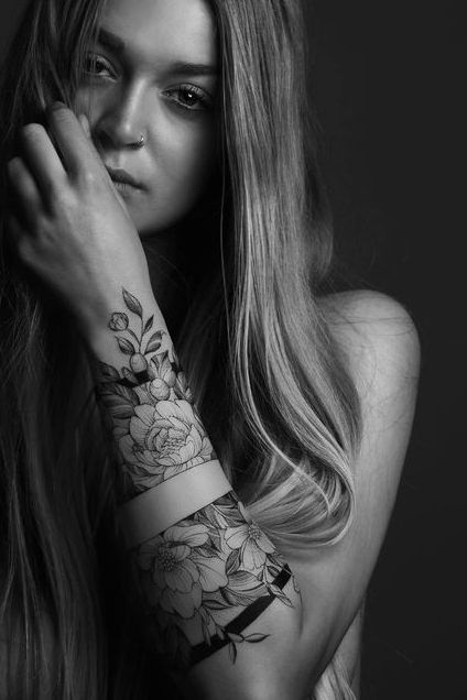 best arm tattoos for women
