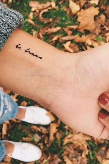 meaningful wrist tattoos for women