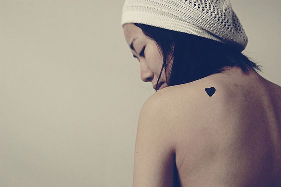 cute love small tattoos for girls