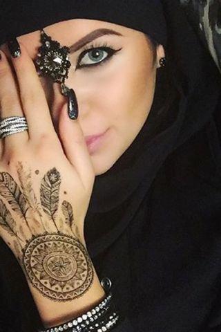 henna dream catcher tattoo