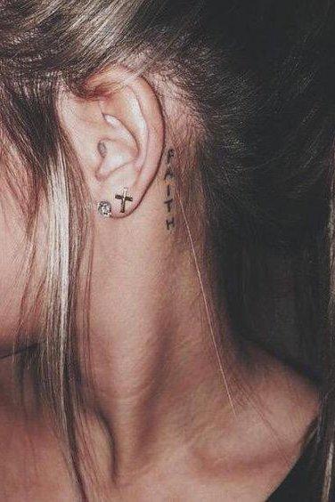 word tattoo