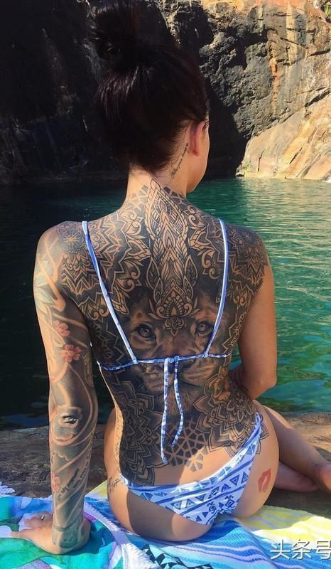 Body Tattoos for Women